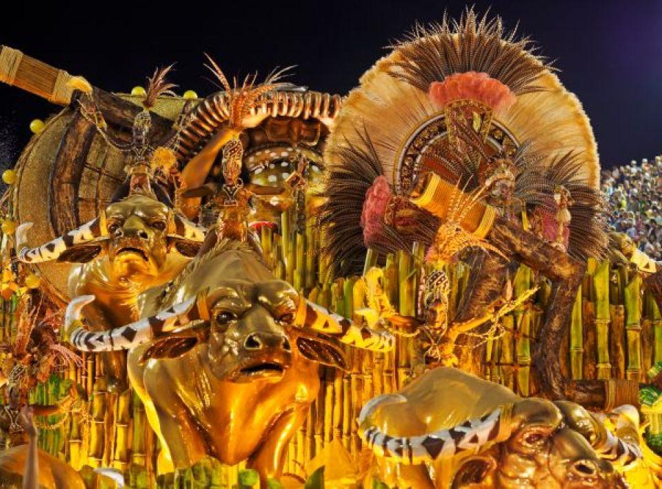 2. Carnaval de Rio de Janeiro, au Brésil (du 2 au 9 mars 2019)