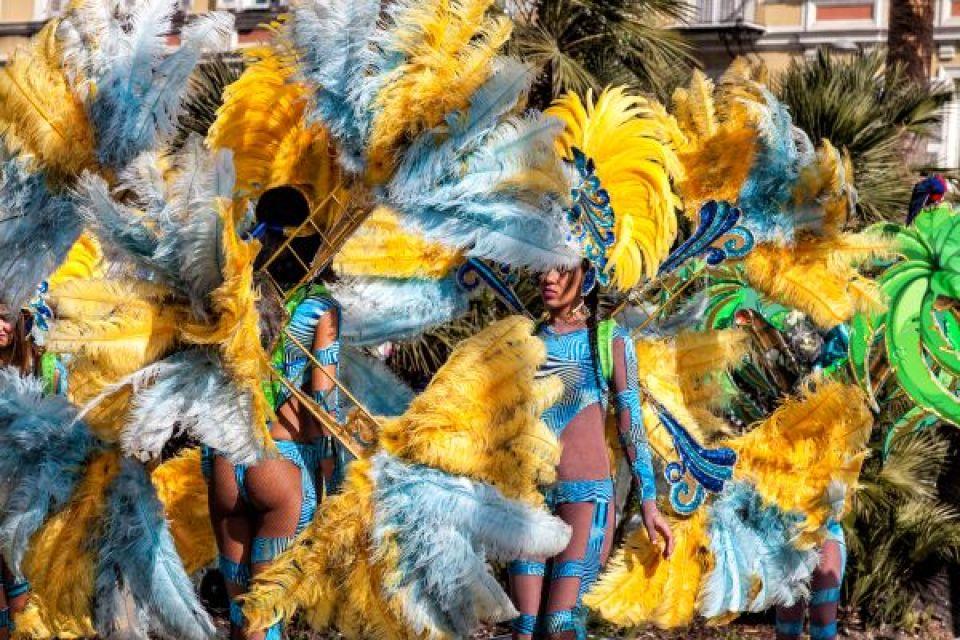 4. Carnaval de Nice, en France (du 16 au 28 février 2019)