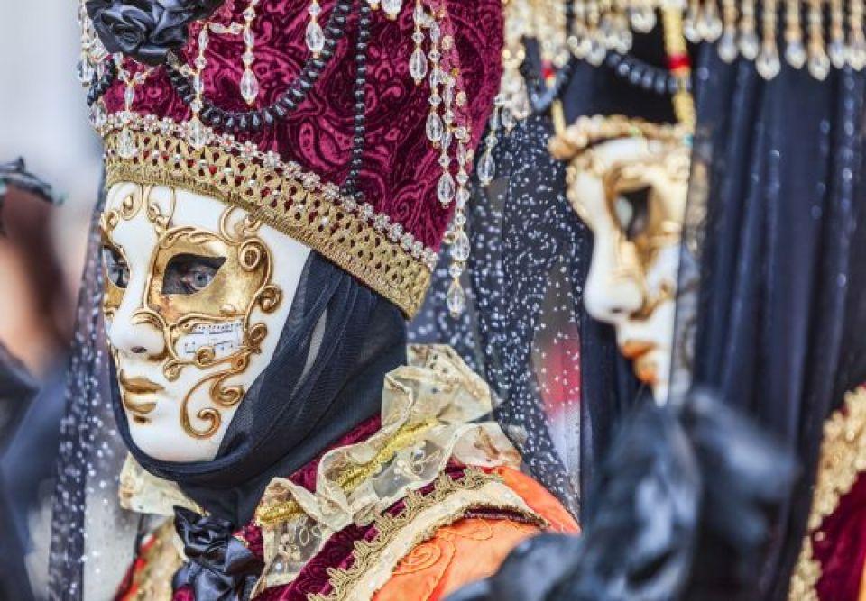 5. Carnaval de Venise, en Italie (du 16 fevrier au 5 mars 2019)