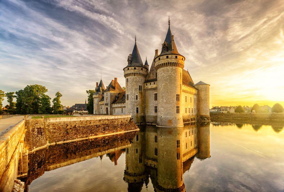 Mai en Pays-de-la-Loire - Les châteaux de la Loire