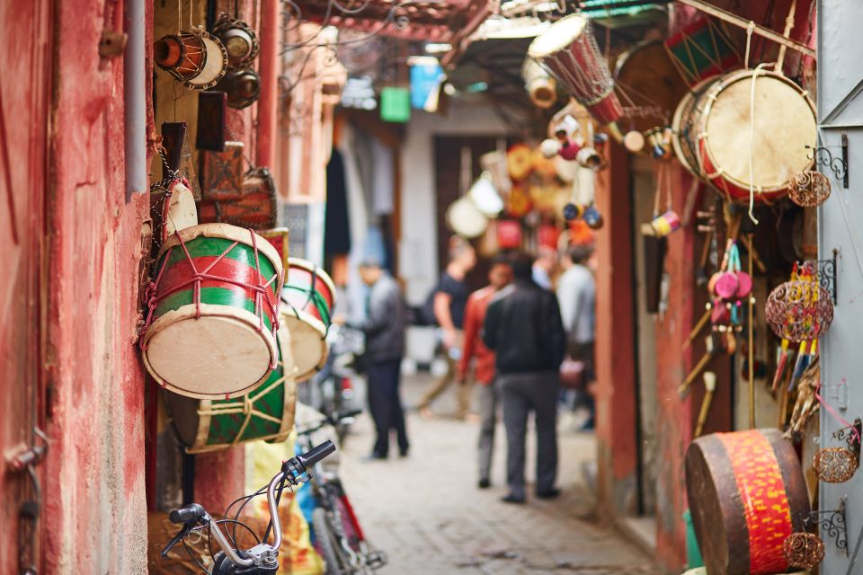 moroccan market research