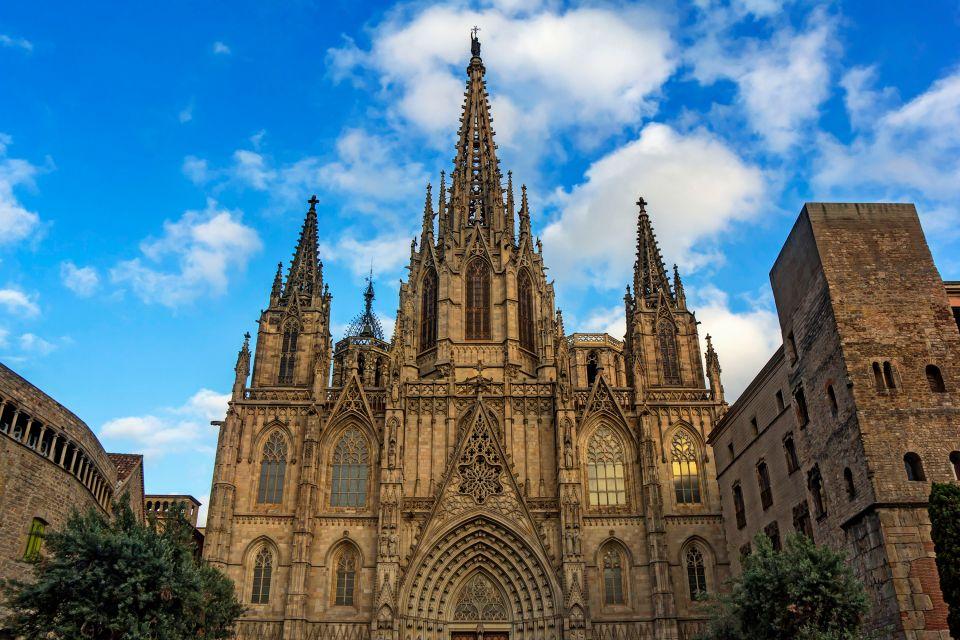 Catedral de Santa Cruz y Santa Eulalia