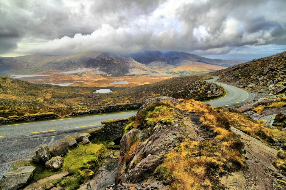 Ireland's most scenic road trips