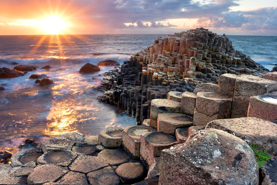 Causeway Coastal Route from Belfast