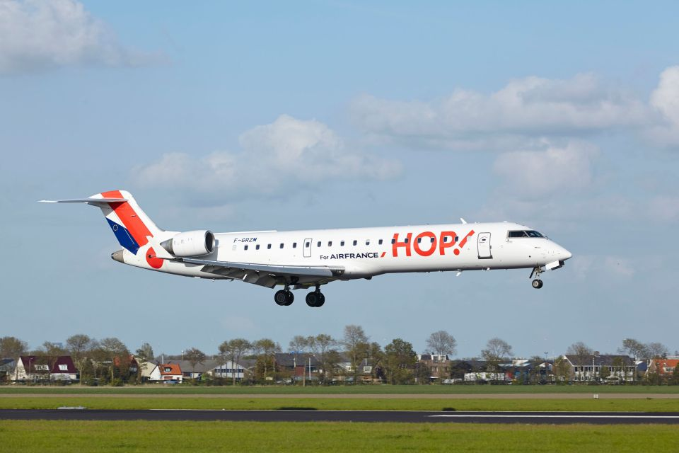 Hop air france offre des billets d 39 avion en promo - Billet avion nantes toulouse ...