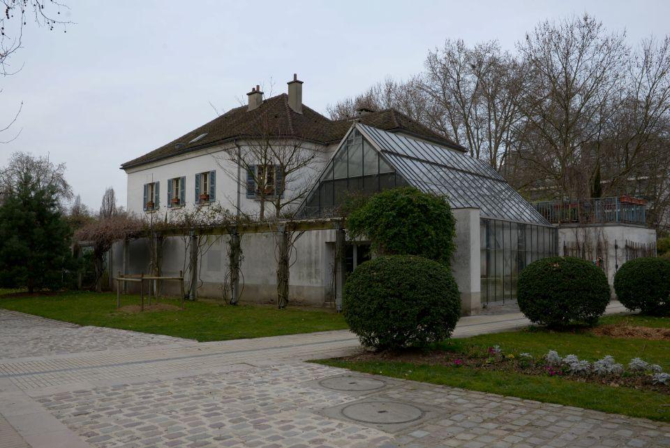 La maison du jardinage
