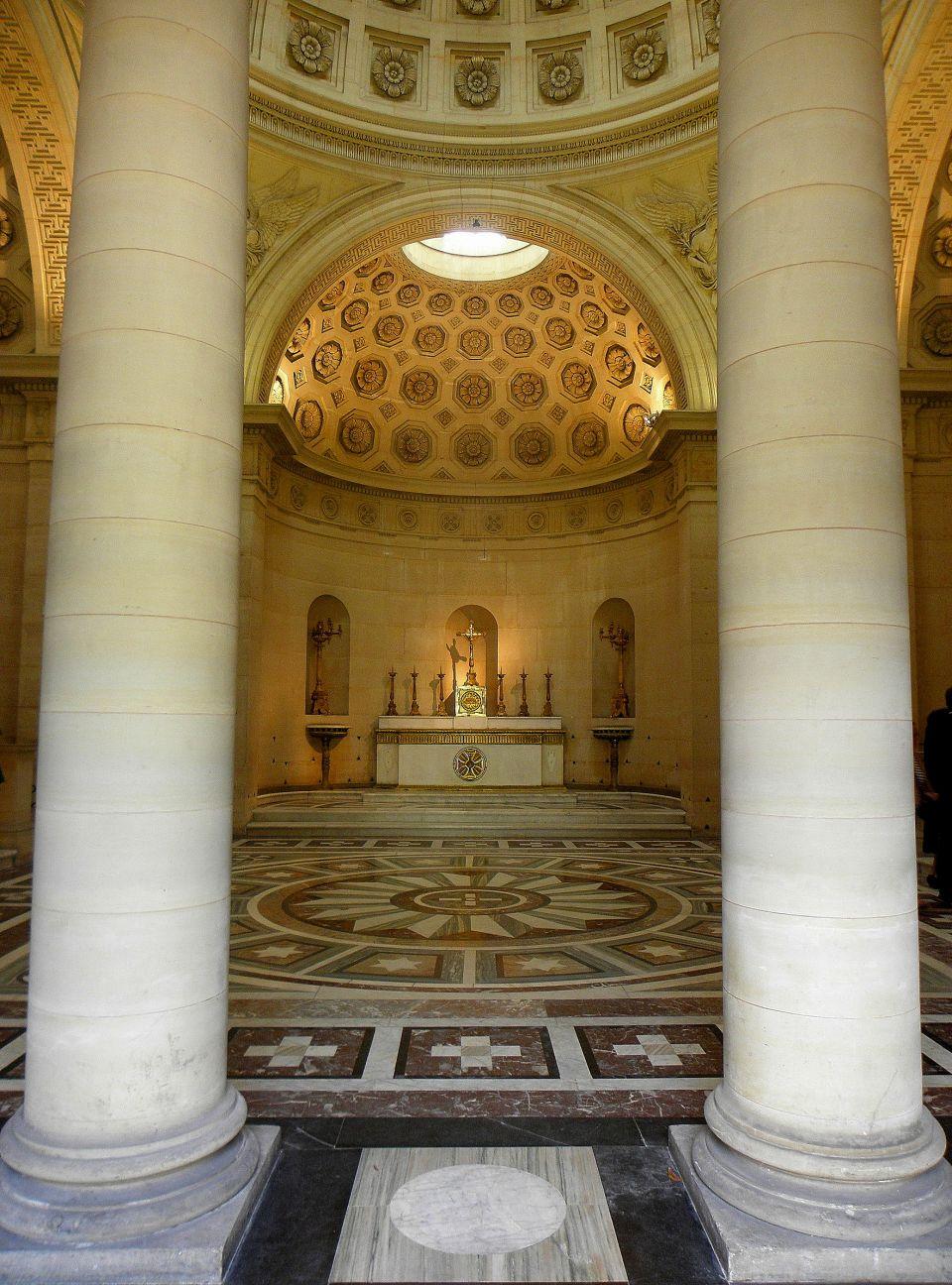 La chapelle expiatoire