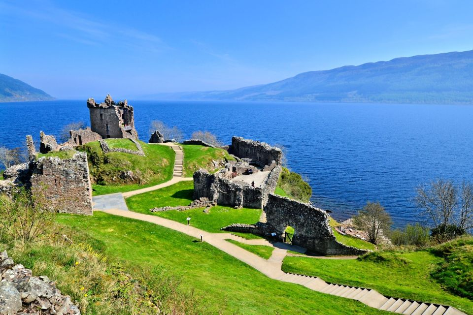 La estrella de Escocia: el monstruo del Lago Ness