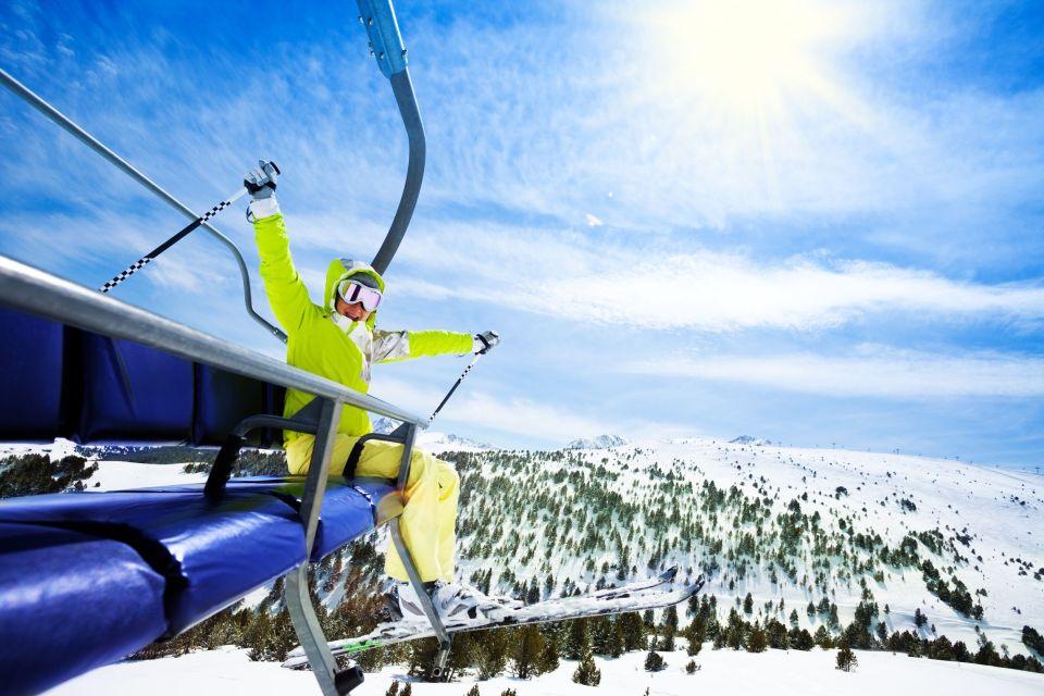 Le ski à Andorre