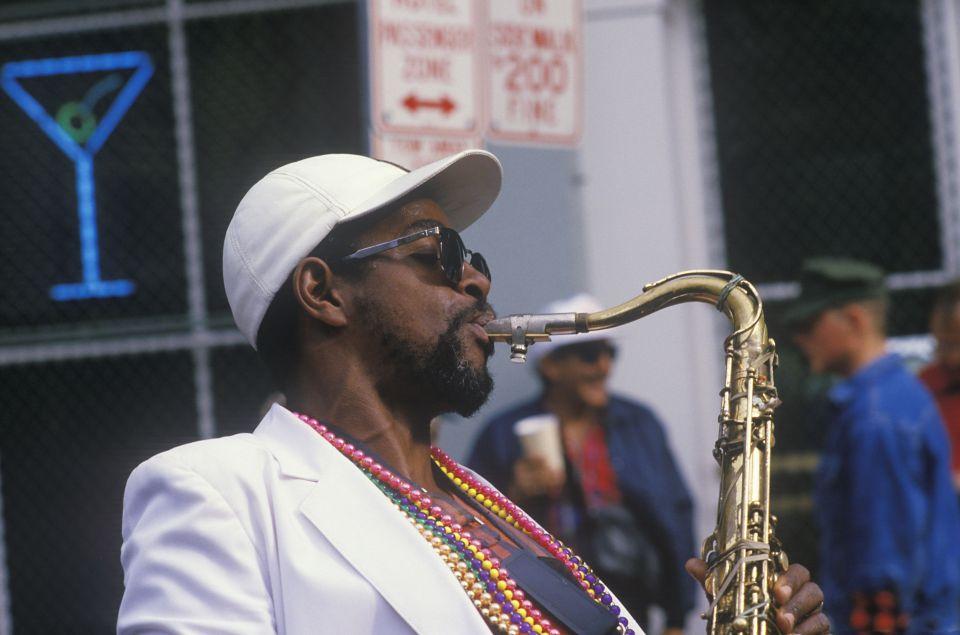 La Nouvelle-Orléans: berceau du jazz