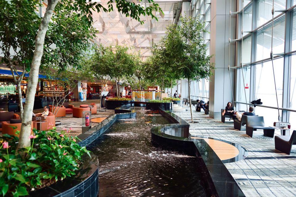 Changi, le meilleur aéroport du monde