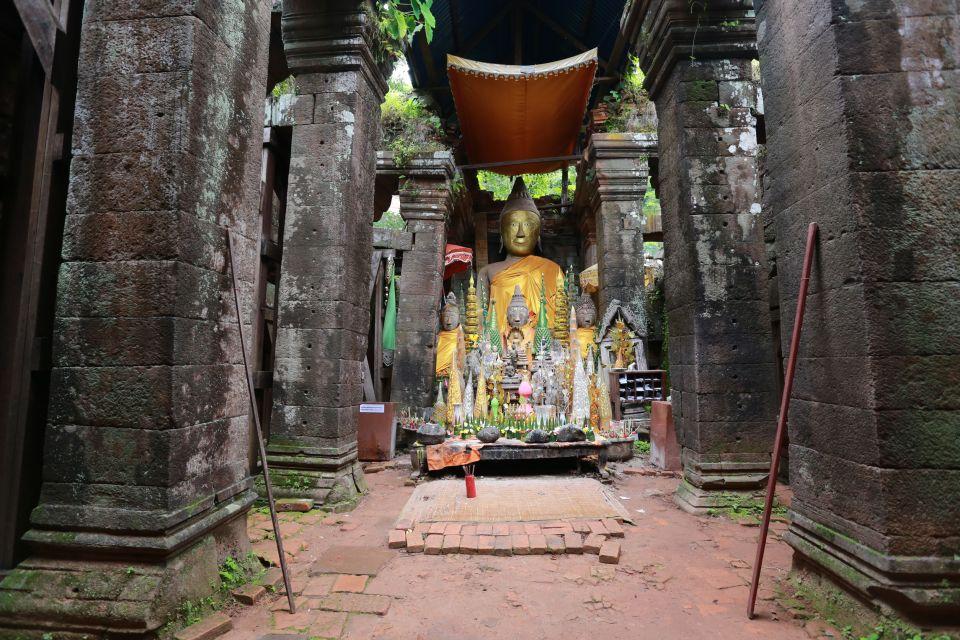 Le Temple Vat Phou, Champasak, Laos