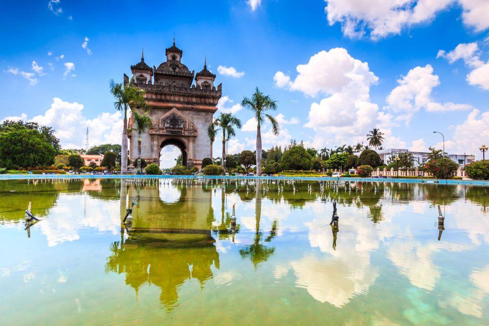 Patuxai, laos