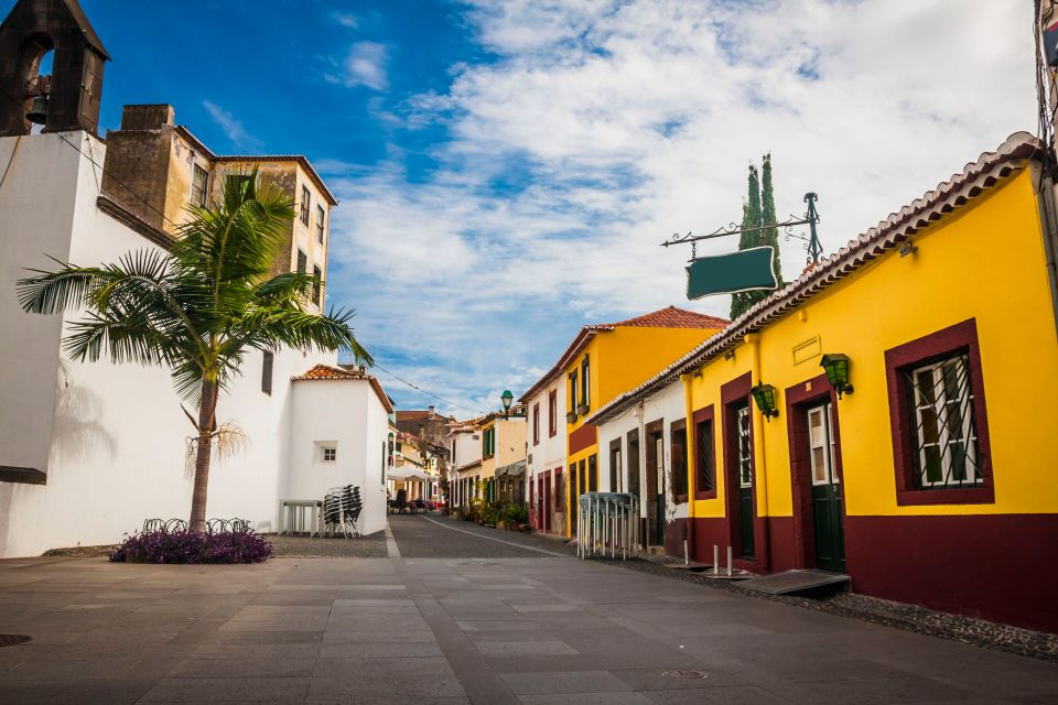 Les rues de Funchal