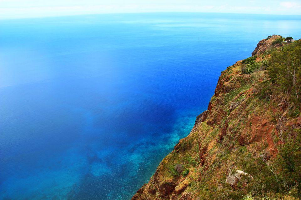 La falaise de Cabo Girão