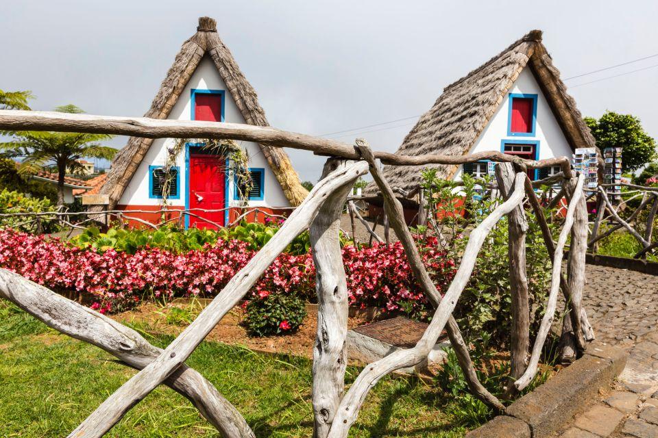 Le village de Santana