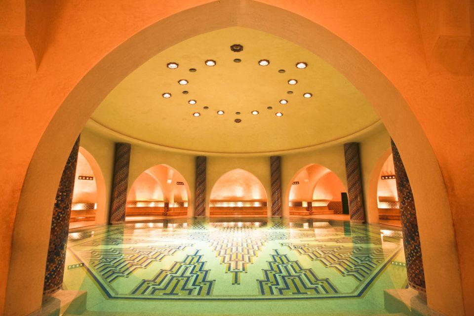 Le hammam de la mosquée