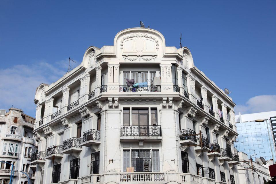 L'architecture de Casablanca