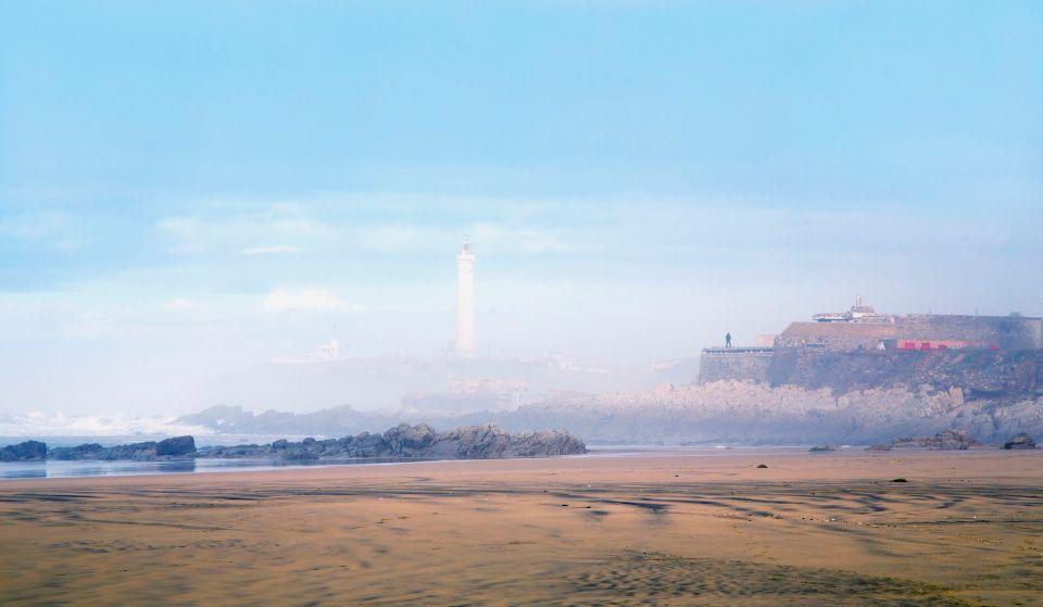 Le phare d'El Hank