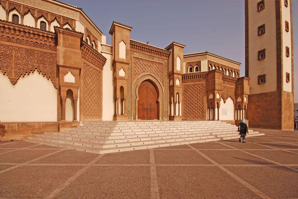 La mosquée Mohamed V