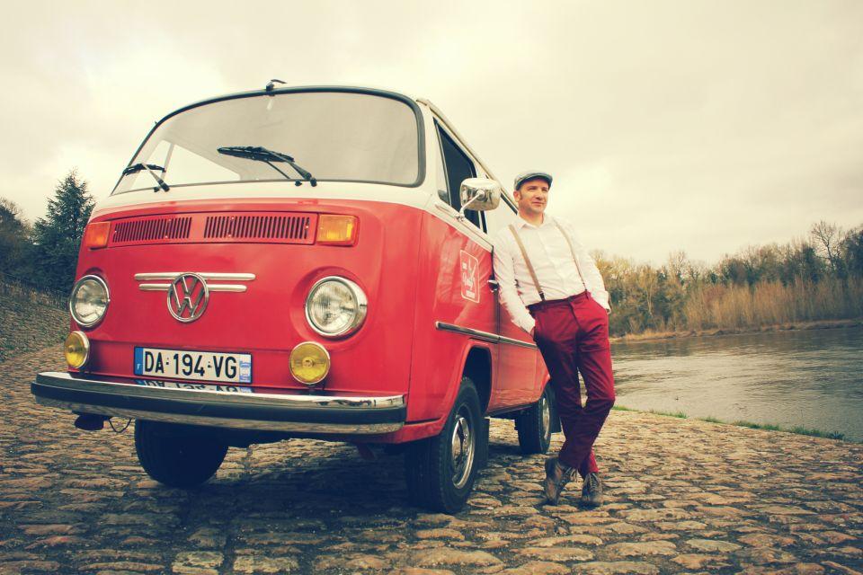 La nostalgie des VW combi