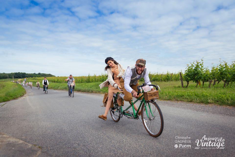 Le vélo vintage à la mode
