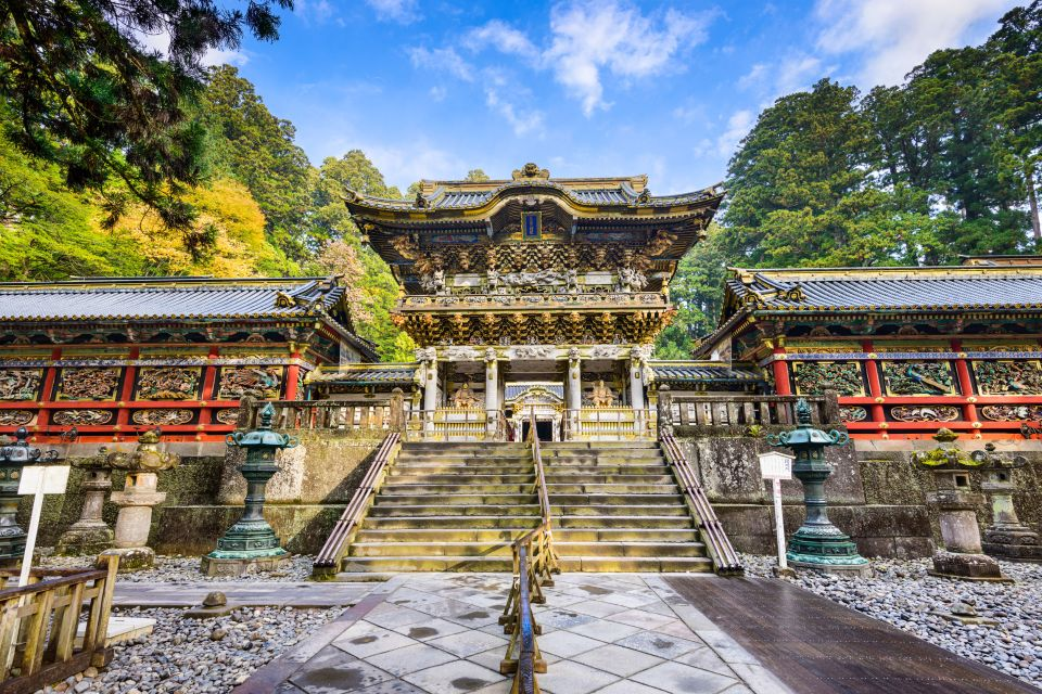 El santuario Toshogu
