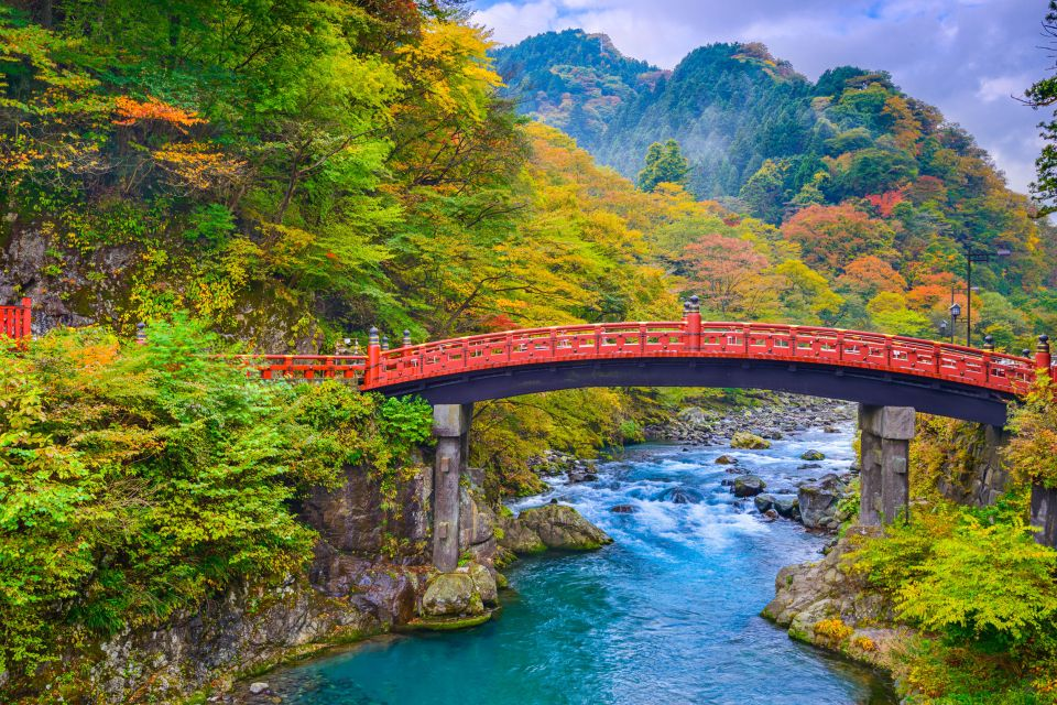 El puente Shinkyo