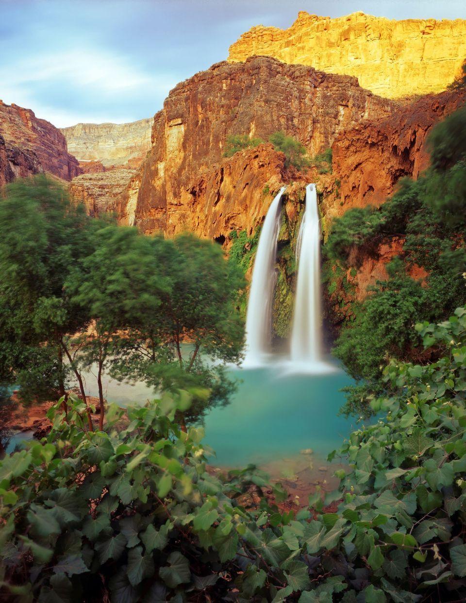 Havasupai Waterfalls, USA