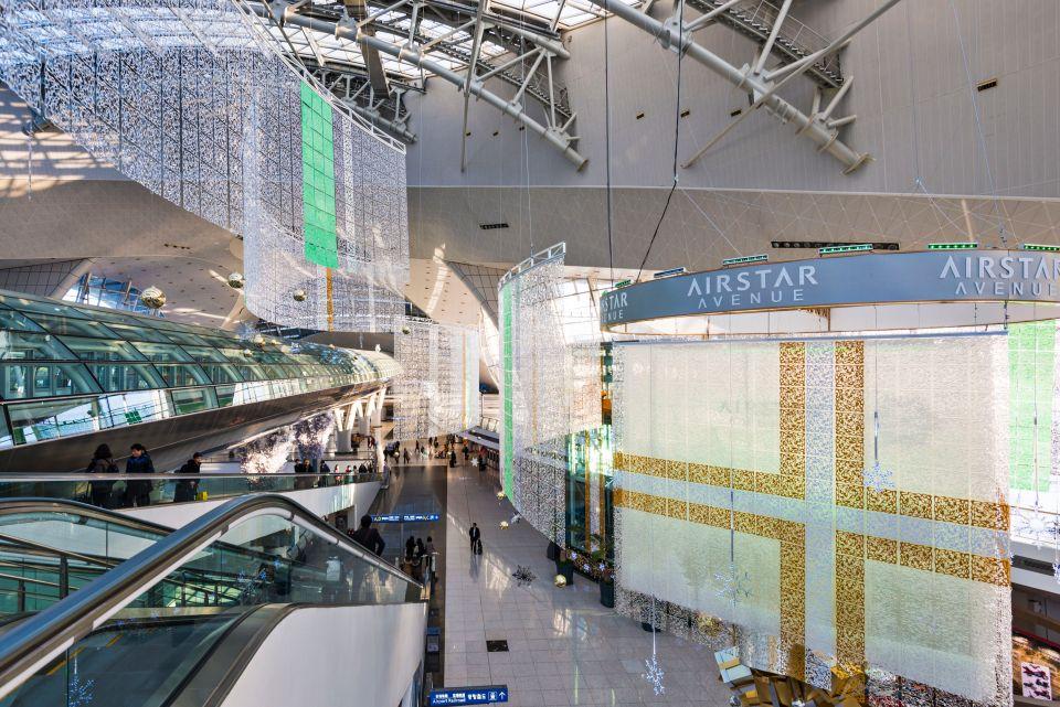 L'aéroport International d'Incheon