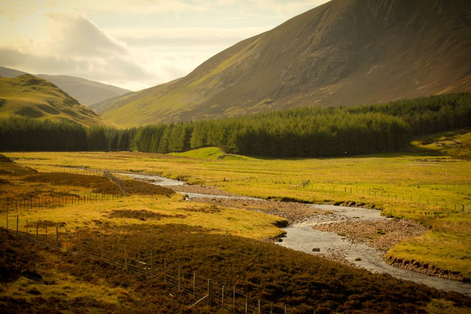 Le parc national des Cairngorms