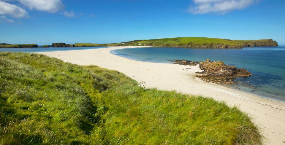 Les îles Shetland