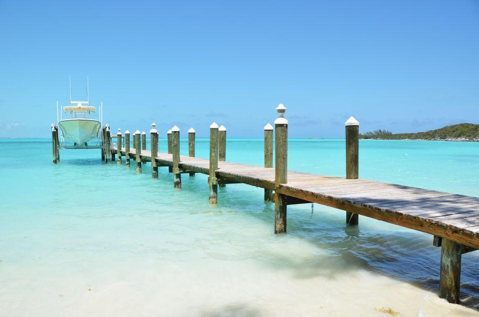 The sun worshipers: Bahamas