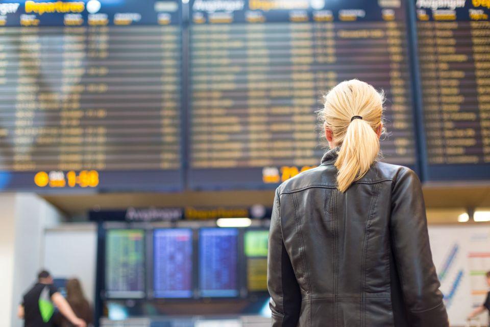 Saviez vous qu'un vol retardé pouvait vous rapporter jusqu'à 600 euros