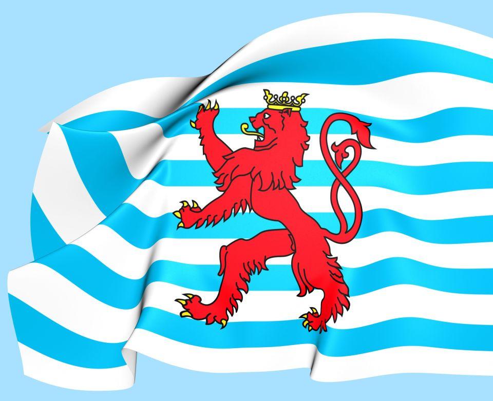 Le Luxembourg a deux drapeaux nationaux