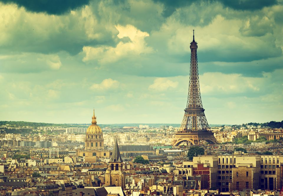 France - 84.5m annual visitors