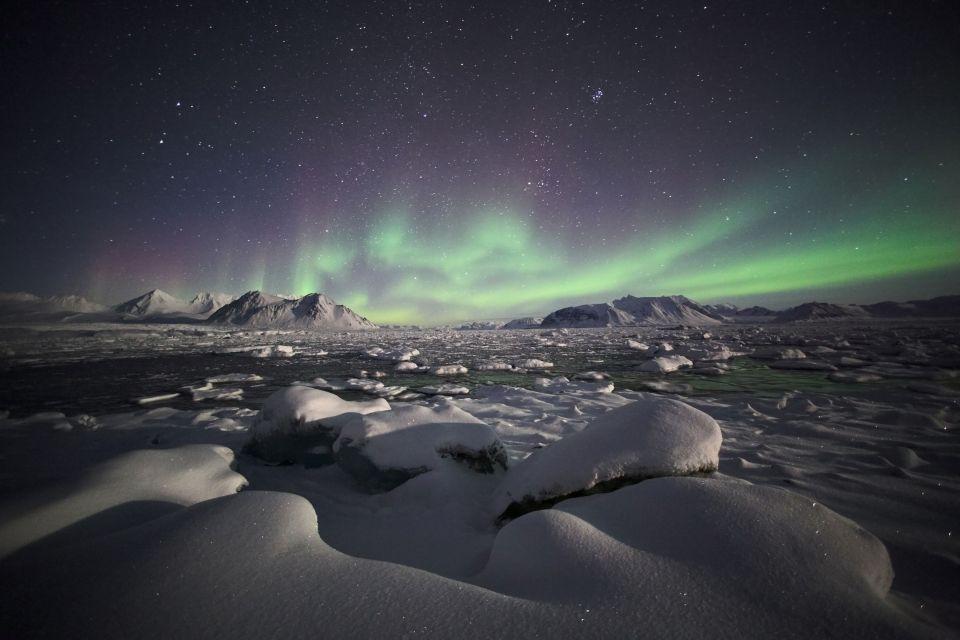 Svalbard, Cercle Arctique, Norvège