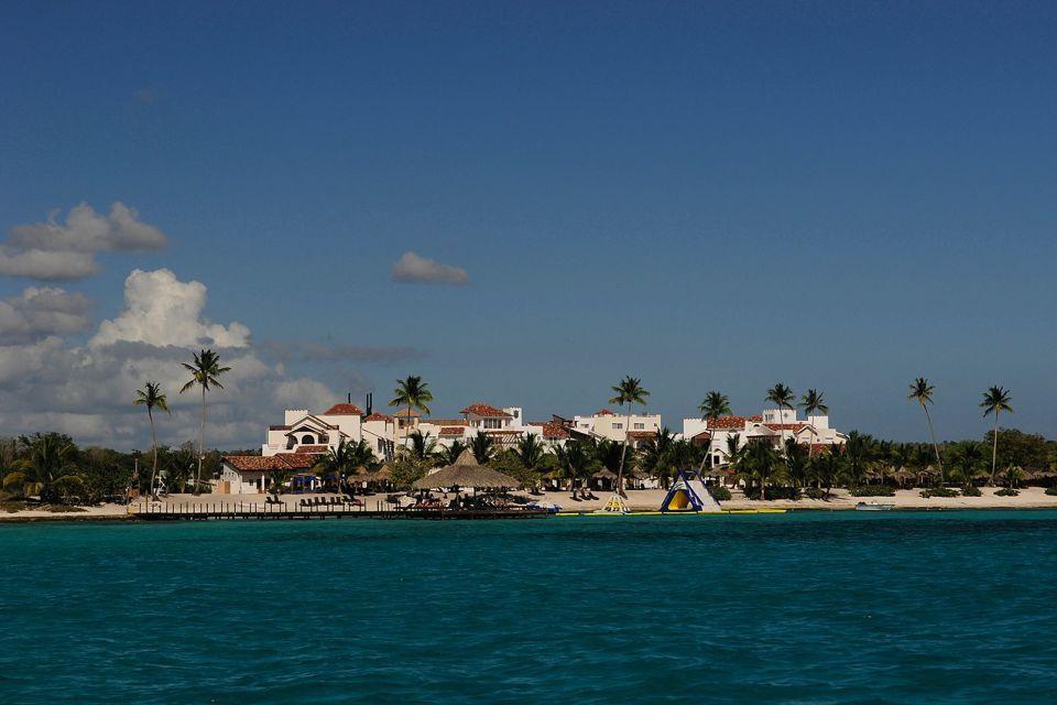 La belle playa Dominicus