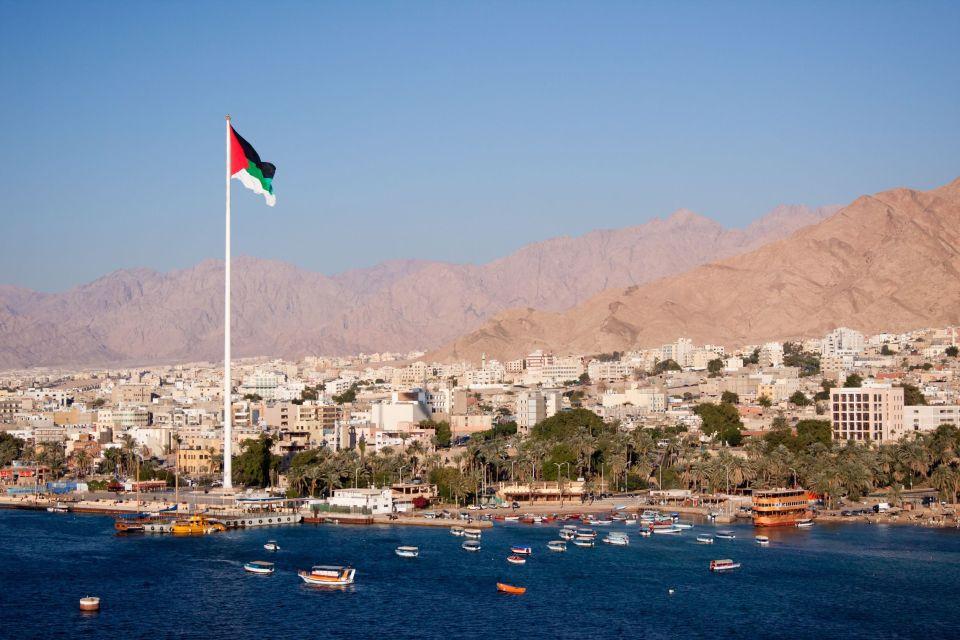 Aqaba Un Paraiso Jordano A Orillas Del Mar Rojo Easyviajar