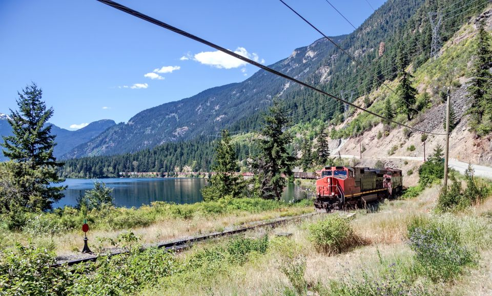 Die Canadian Pacific Railway, Canada