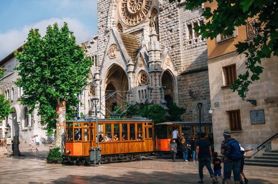 Der Sòller Zug, Mallorca