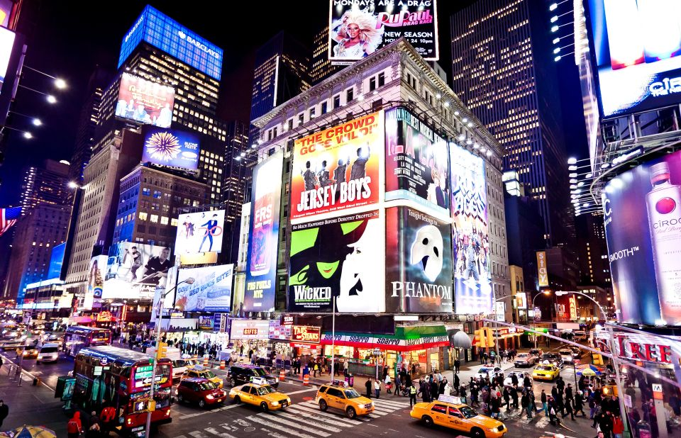 8. Times Square