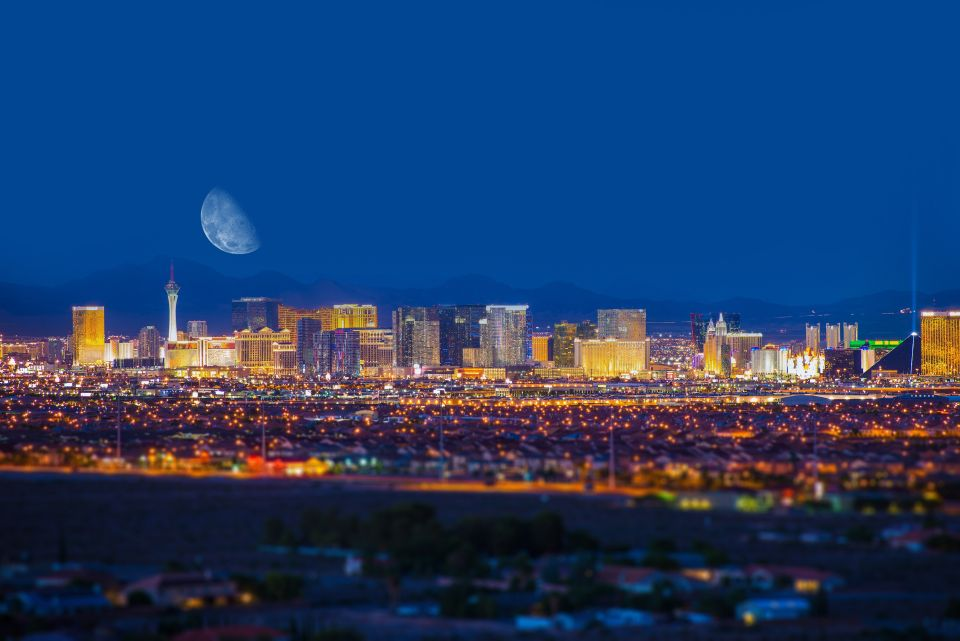 6. Las Vegas Strip