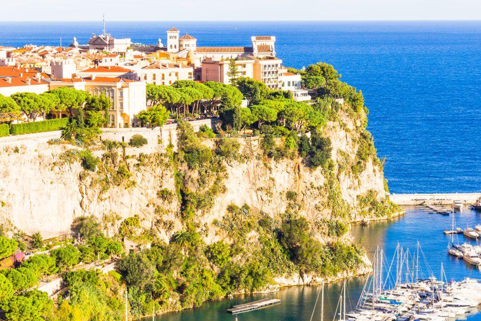 Prince's Palace of Monaco - Monaco