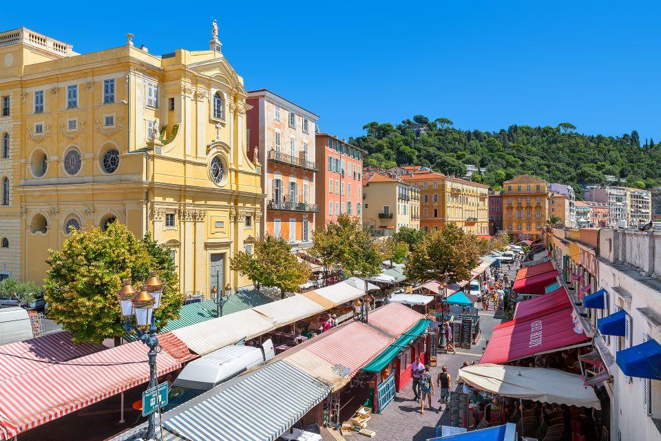 Cours Saleya - Nice, France