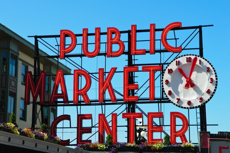 Pike Place Market - Seattle, United States