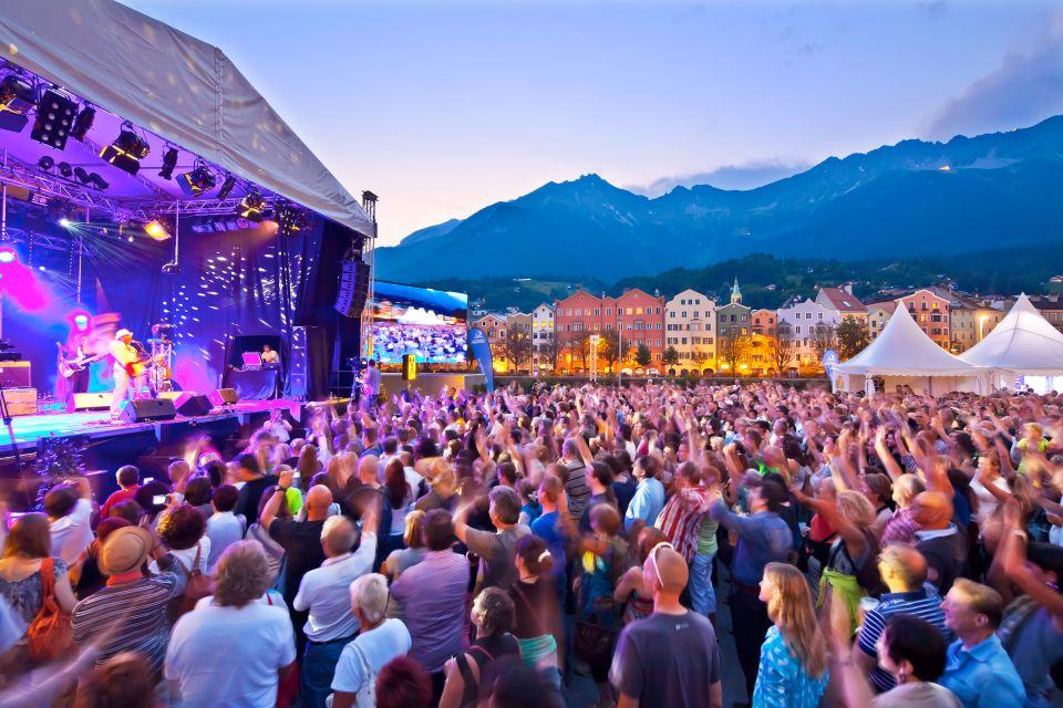 Scegli quale festival si addice ai tuoi gusti musicali