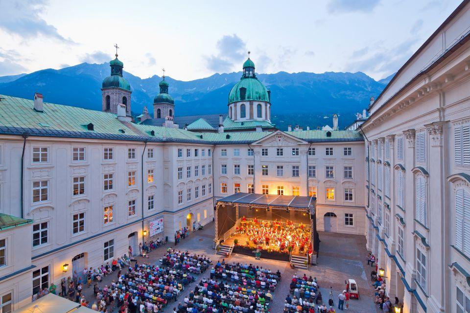 Innsbruck d'estate è più bella che mai
