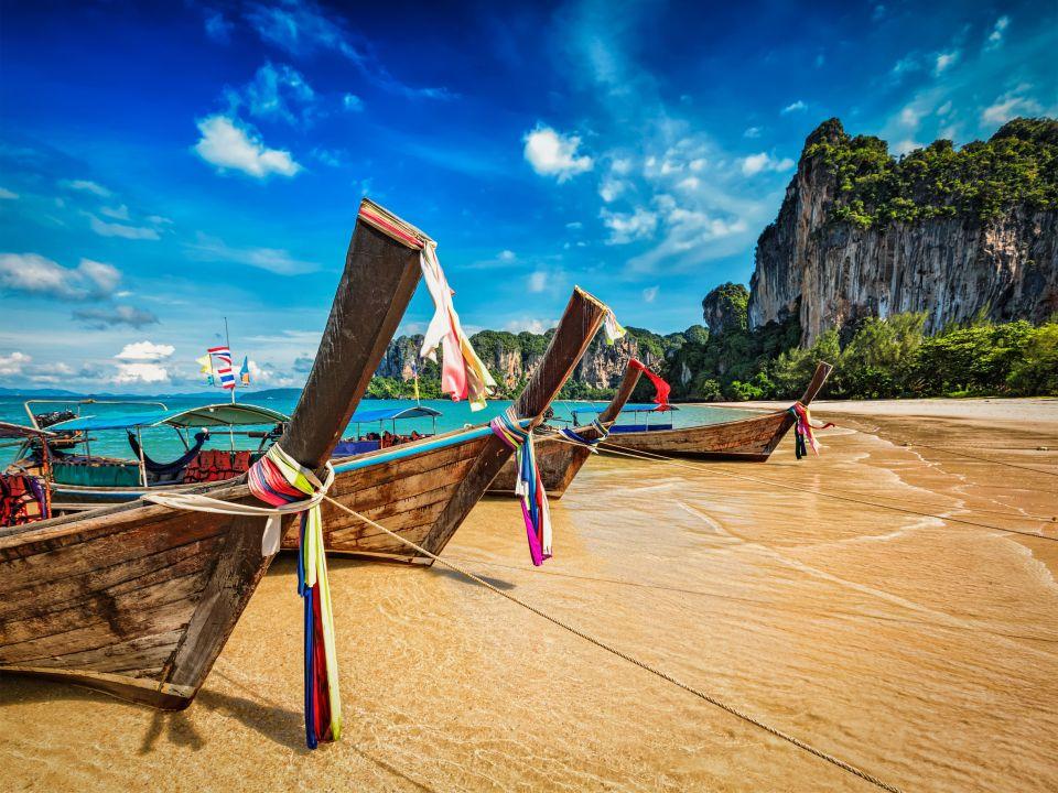 Questa estate si va in Thailandia