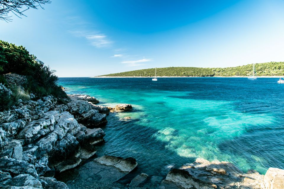 Côte dalmatienne, Croatie